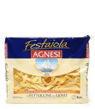 Agnesi makaron Festaiola fettuccine 250g