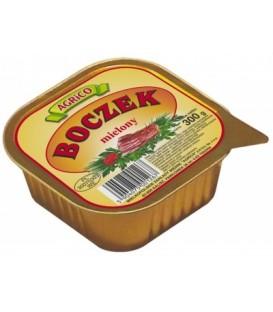 Agrico boczek mielony 300g kwadrat
