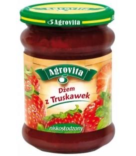 Agrovita dżem truskawkowy 270g
