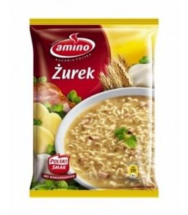 Amino zupa żurek instant 62g