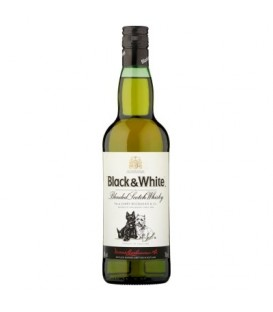 Whisky BLACK&WHITE WHISKY 40% 700ML BLACK & WHITE  1szt.