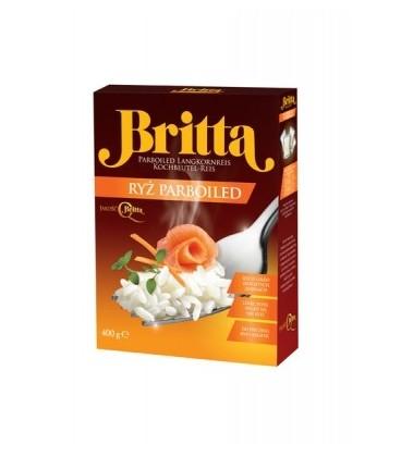 Britta ryż Paraboiled 4x100g saszetki