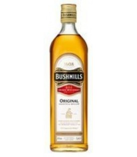 Whiskey BUSHMILLS original 40% 700ml   1szt.