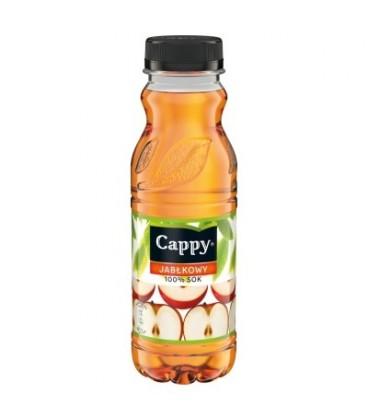 CAPPY sok jabłkowy 330ml
