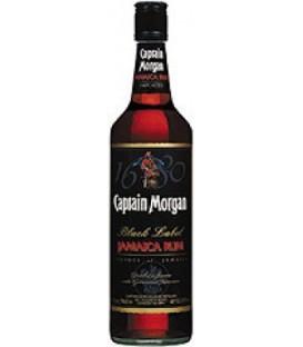 Captain Morgan Black Rum 0,7l 40%