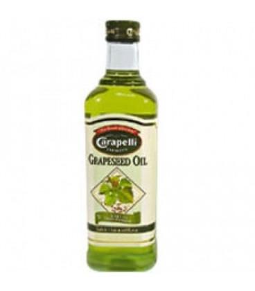 Carapelli olej z pestek winogron 0,75l