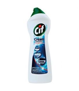 Cif Cream Original z mikrogranulkami Mleczko do czyszczenia powierzchni 700 ml
