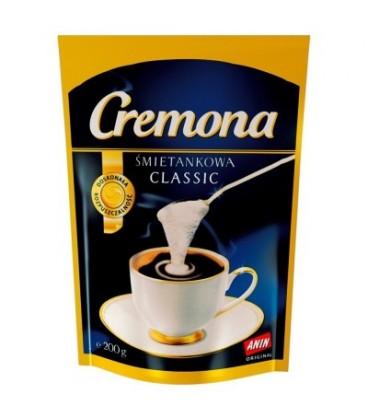 Cremona Śmietankowa Classic Zabielacz w proszku 200 g