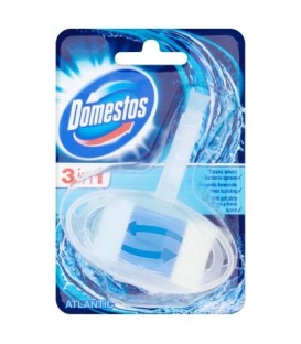 Domestos 3w1 Atlantic Kostka toaletowa 40 g
