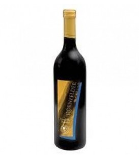 Dornfelder Lieblich czerwone półsłodkie wino 0,75l