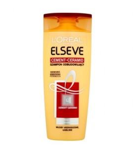 L'Oréal Paris Elseve Cement-Ceramid Szampon odbudowujący 250 ml