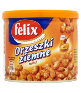 Felix Orzeszki ziemne miód 140 g