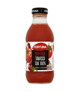 Fortuna Pomidor tabasco Sok 100% 300 ml