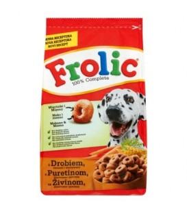 Frolic karma drob/warzywa/zboża 500g