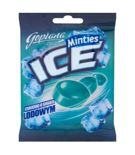 Goplana Minties Ice Cukierki o smaku lodowym 90 g