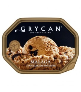 Grycan Lody malaga 1100 ml