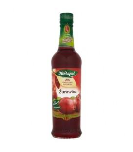 Herbapol Owocowa Spiżarnia Żurawina Syrop owocowy 420 ml