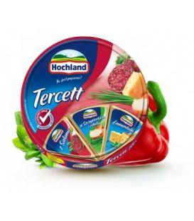 Hochland Tercett Ser topiony kremowy w trójkącikach 200 g