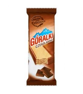 Góralki wafle czekoladowe 50g