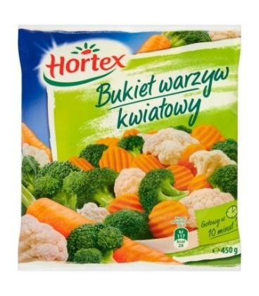 Hortex Bukiet warzyw kwiatowy 450 g