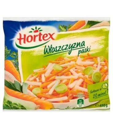 Hortex Włoszczyzna paski 450 g
