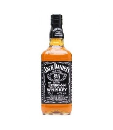 JACK DANIEL'S TENNESSEE WHISKEY 40% 0,7L