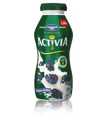Danone activa jogurt d/p.suszona śliwka 200g