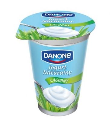 Danone Jogurt naturalny łagodny 165 g