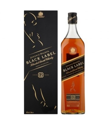 Johnnie Walker Black L. 1l 40% Whisky