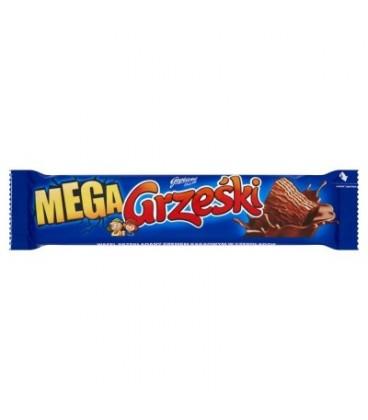 Grześki Mega wafel w czekoladzie 50g