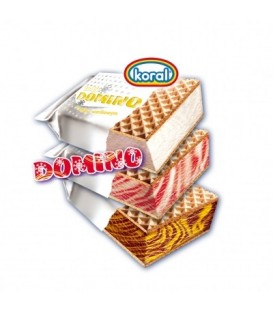 Koral domino MIX I-wanilia 150ml lody