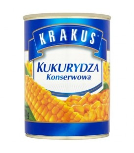 Krakus kukurydza złota 400g