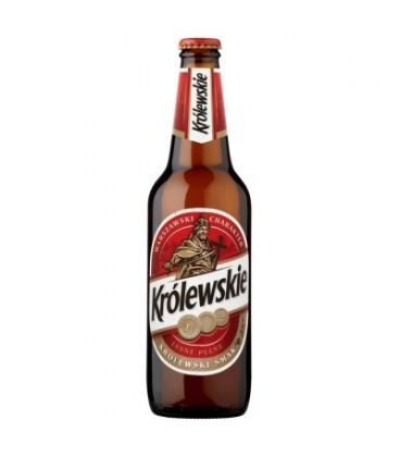 Królewskie Piwo jasne 500 ml