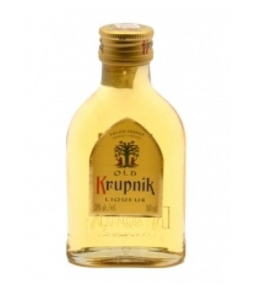 KRUPNIK OLD HONEY LIQUEUR KRUPNIK LIQUEUR  0,1szt.