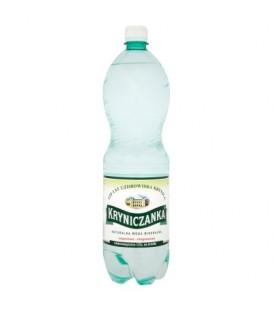 Kryniczanka Naturalna woda mineralna niskonasycona CO2 1,5 l