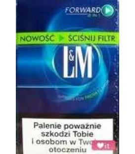 L&M Forward papierosy