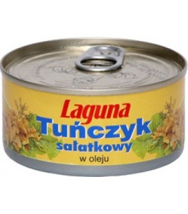 Laguna tuńczyk sałatkowy w oleju 185g