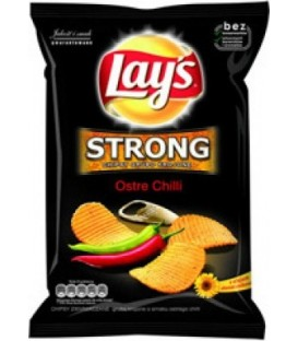 Lay's Strong Chilli 80g