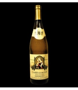 Liebfraumilch-Brown wino półsłodkie 0,75l