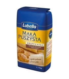 Lubella Mąka Puszysta krupczatka 1 kg