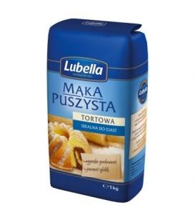 Lubella Mąka Puszysta tortowa 1 kg
