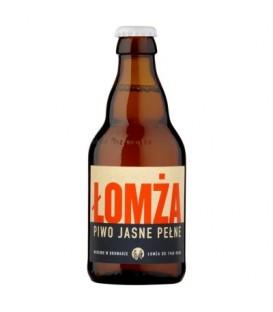 Łomża Piwo jasne pełne 330 ml