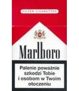Marlboro czerwone box papierosy