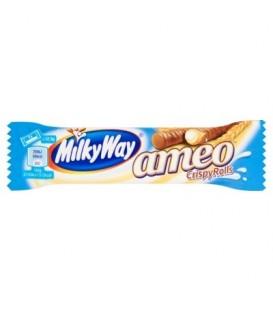 Milky Way Crispy Rolls Ameo 6x24x25g