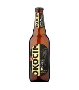 Okocim premium mocne butelka 0,5l piwo