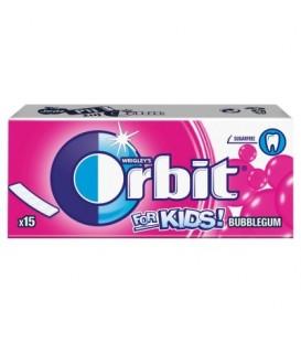 Orbit For Kids Classic Guma do żucia bez cukru 39 g (15 listków)