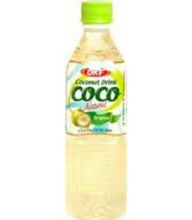 Oriental coconut drink natural  napój 0,5L