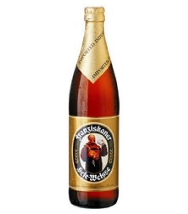 Franziskaner Weissbier piwo pszen.paste. but 0,5l