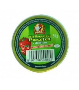 Profi pasztet drobiowy z pomidorami 50g