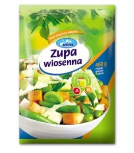 Renifer zupa wiosenna, mrożonka 450g